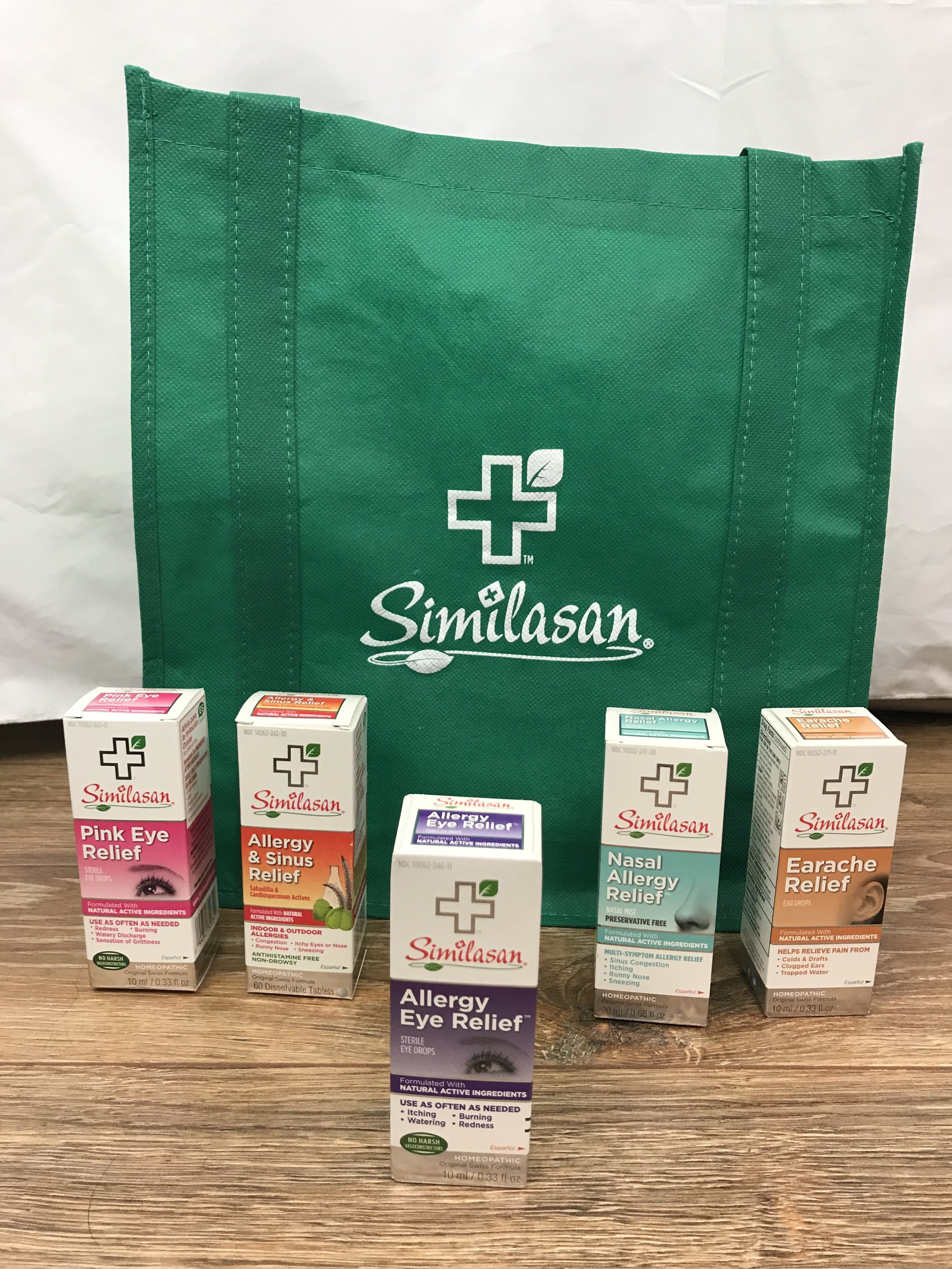 Effective Allergy Relief with Similasan!