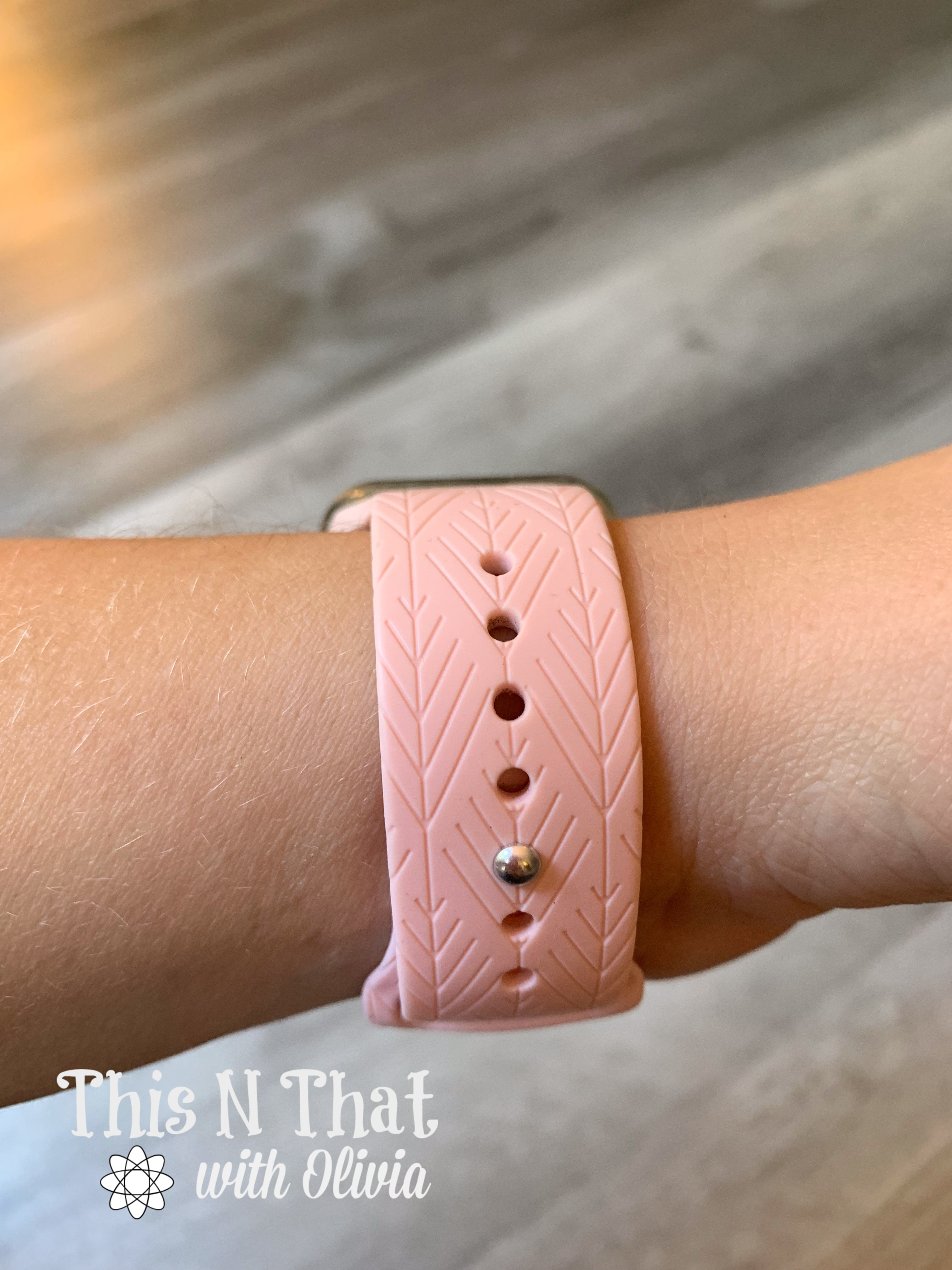 Groove Life Apple Watch Bands: Comfortable and Durable!