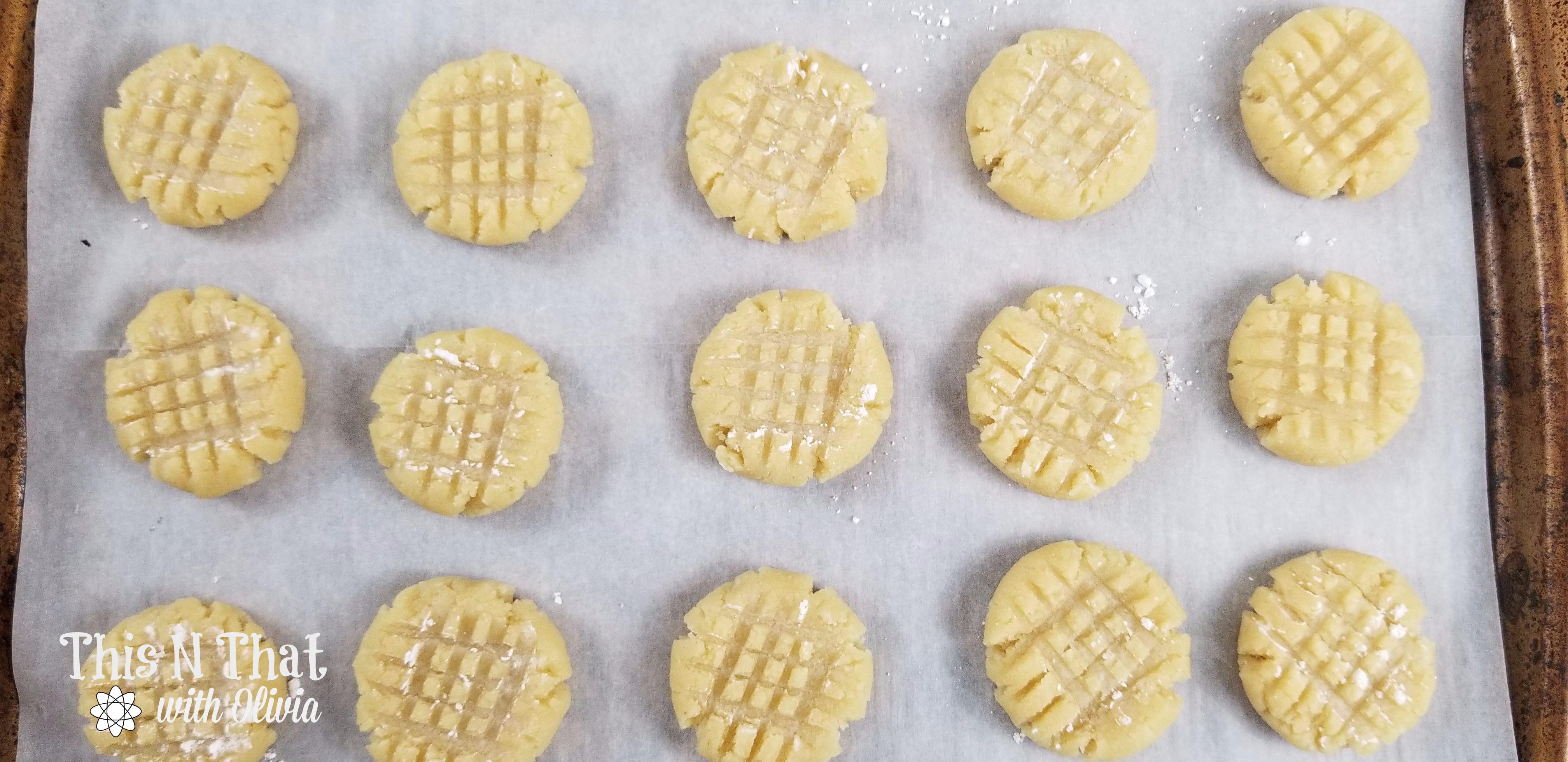 Lemon Cookies - Keto Friendly