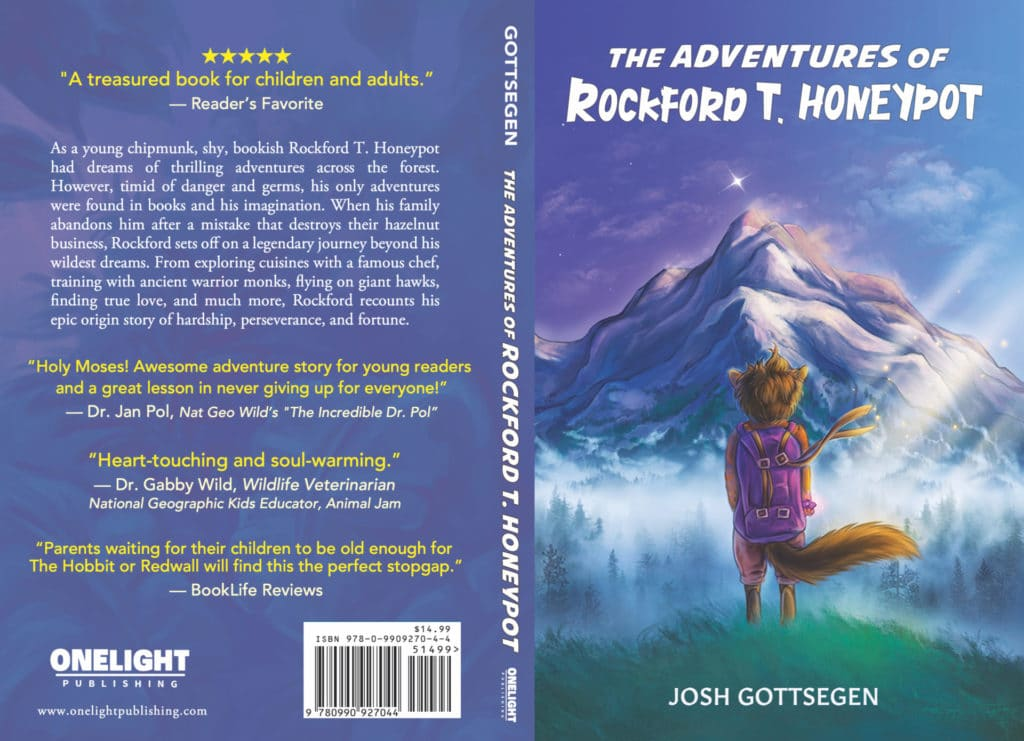 "About ""The Adventures of Rockford T. Honeypot"""