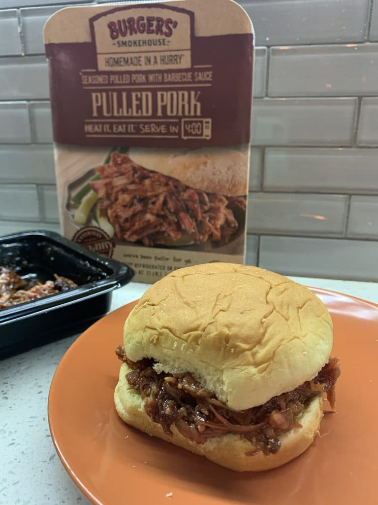 Quick Weeknight Meals with Burgers' Smokehouse Pulled Pork!
