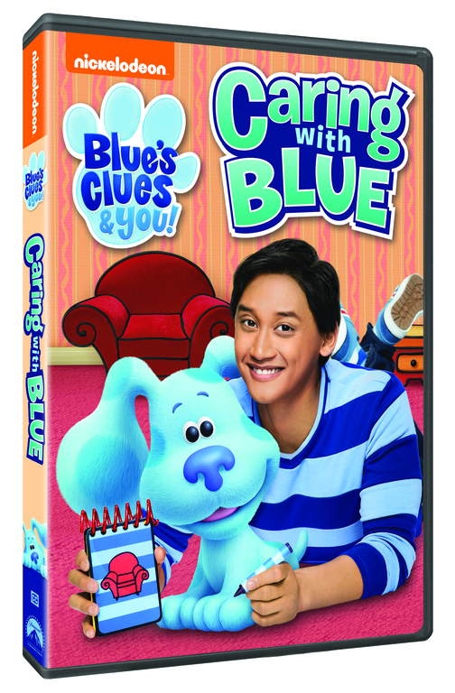 Blue's Clues and You: Caring with Blue Now Available!