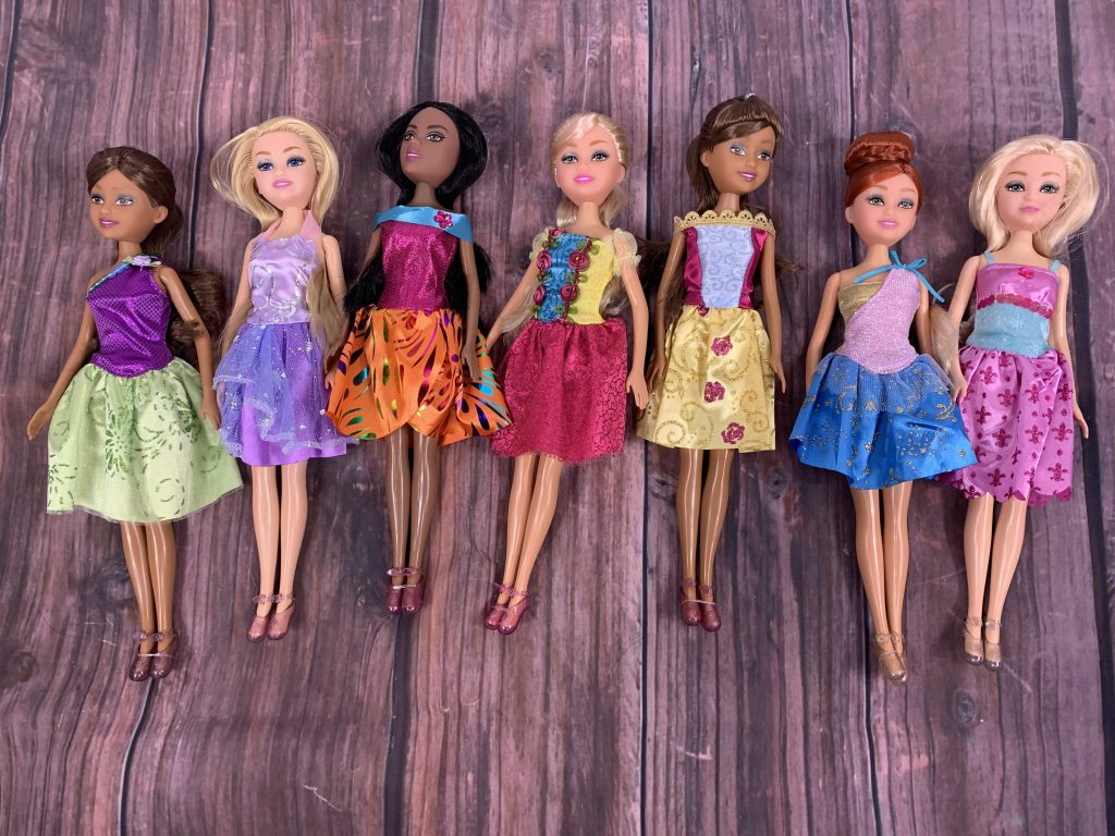 Sparkle Girlz from Zuru - The Perfect and Affordable Gift!