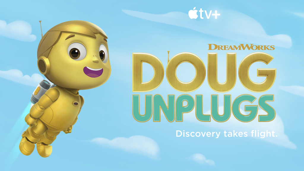 "Exclusive AppleTV+ ""Doug Unplugs"" Press Day Recap"