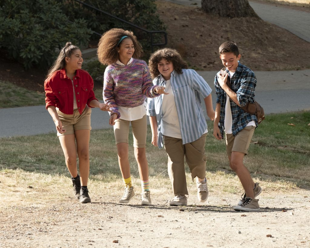 Upside-Down Magic Available on DVD + Giveaway!