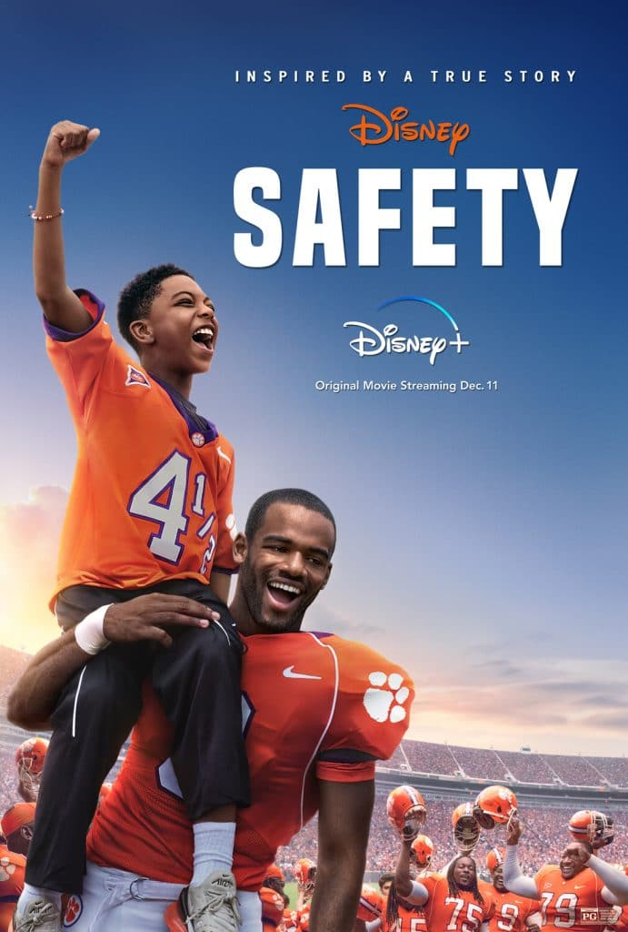 SAFETY - Streaming Exclusively on Disney+ 12/11