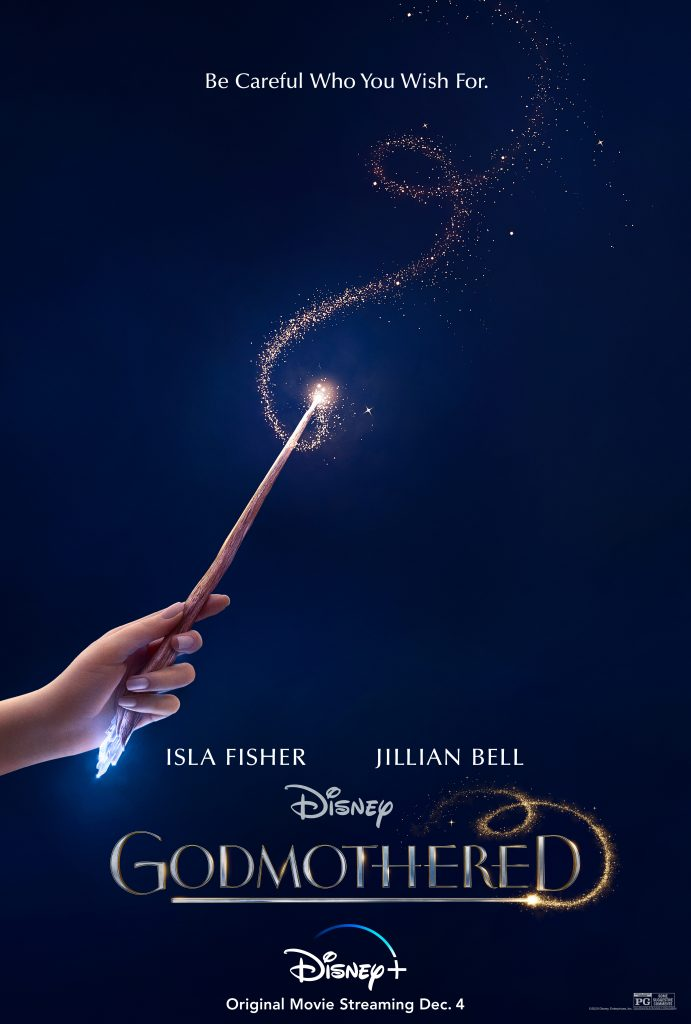 GODMOTHERED - Now Available on Disney+
