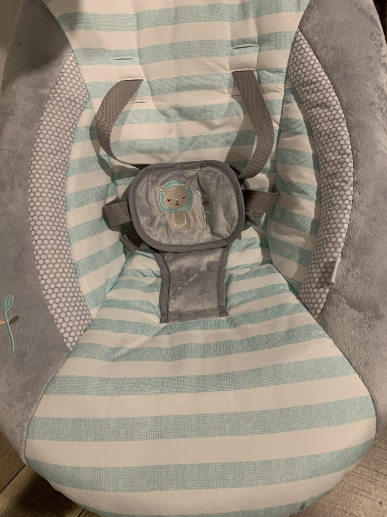 Ingenuity Inlighten Cradling Swing - Must Have for Baby