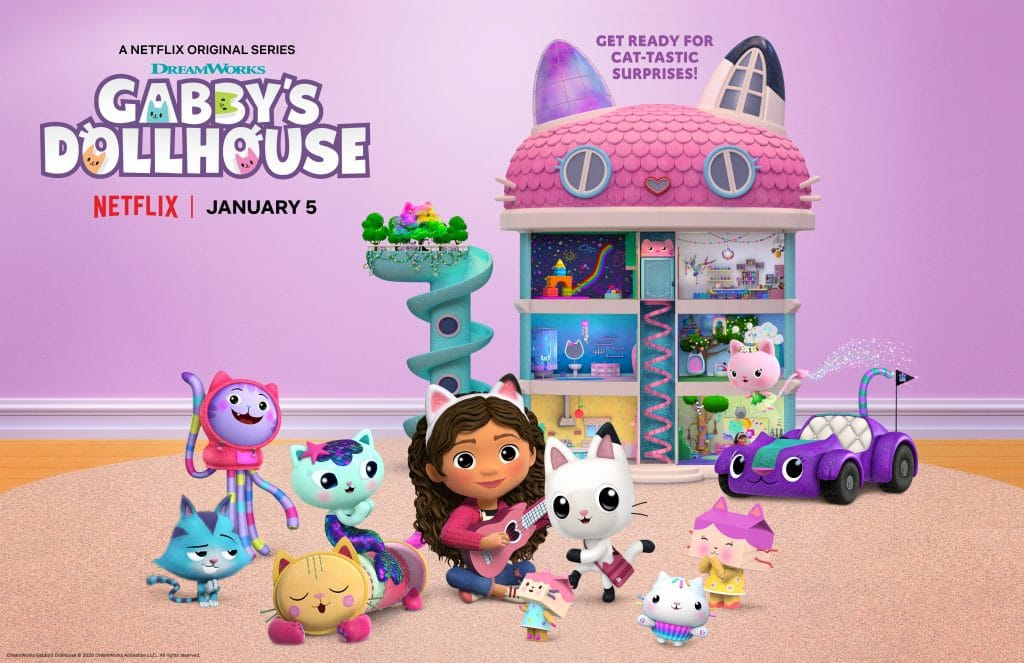 Exclusive Interview with Gabby's Dollhouse Executive Producers