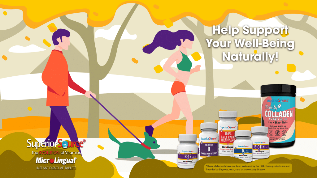 Help Support Your Well-Being – Naturally + Giveaway!