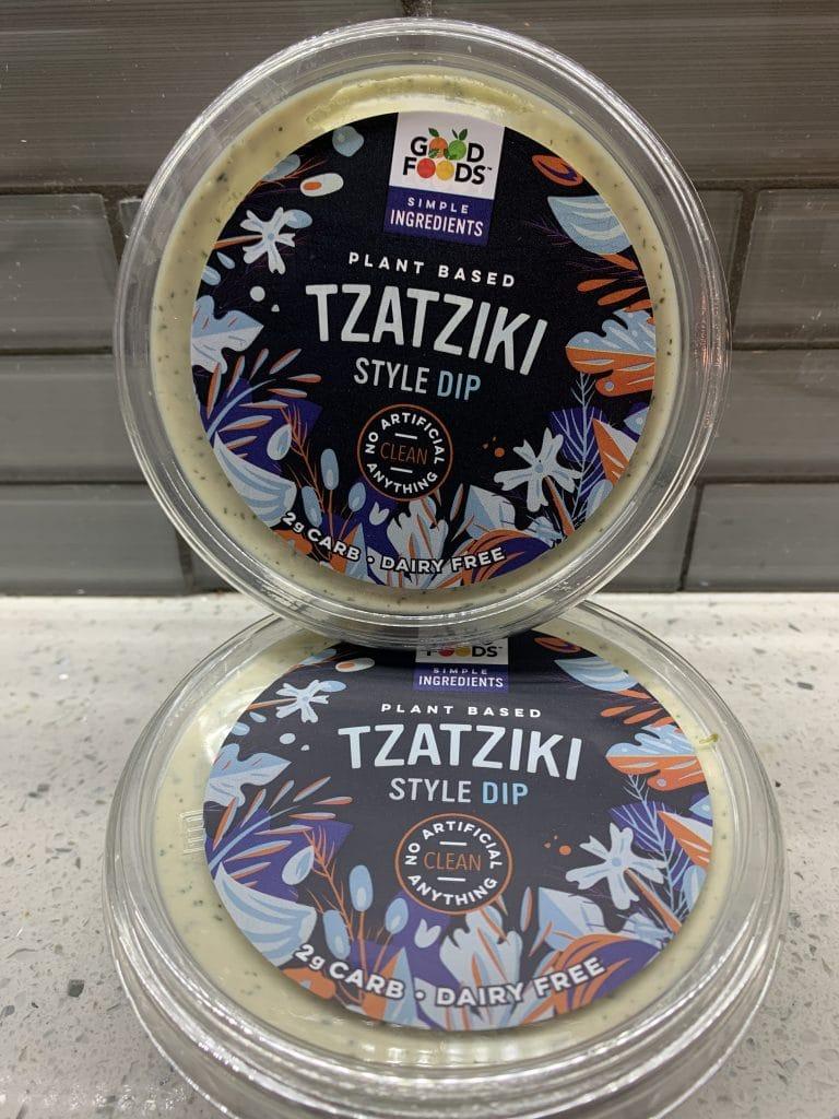 Tzatziki Style Dip