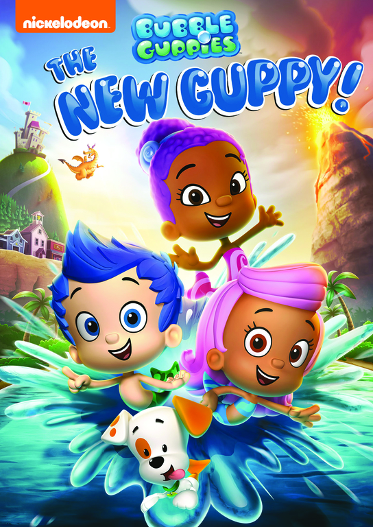 Bubble Guppies: The New Guppy! Available 3/16 + Giveaway!