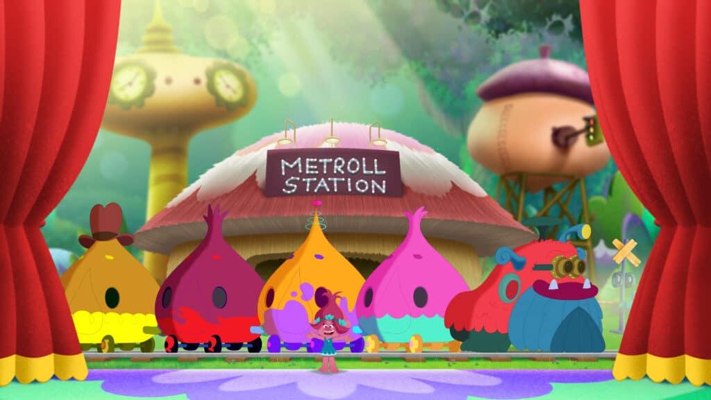 Metroll Station