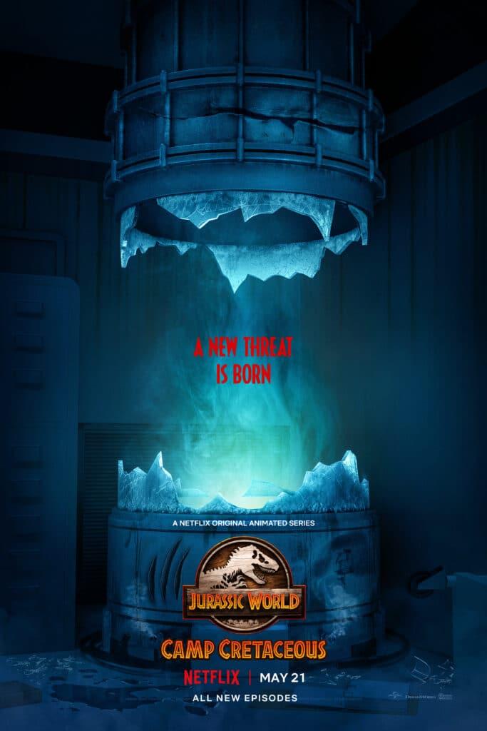 Jurassic World: Camp Cretaceous Season 3 on Netflix 5/21 + Exclusive Interview