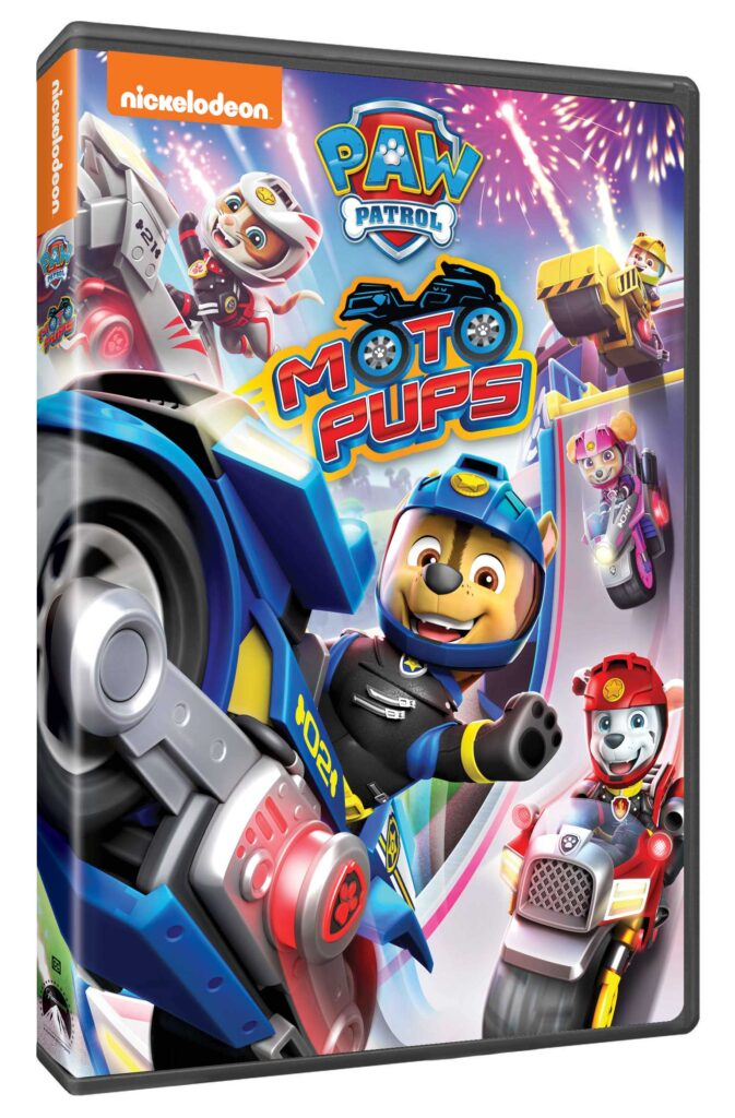 Paw Patrol: Moto Pups Now Available