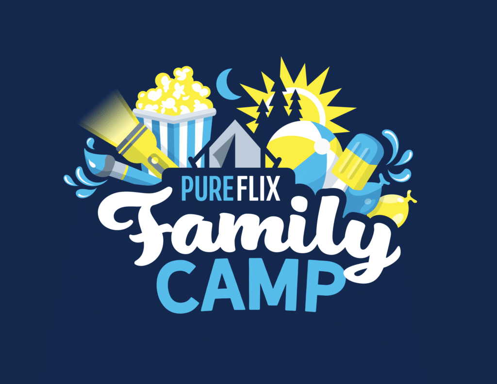 PureFlix Family Camp - Enter to win 6 Months FREE