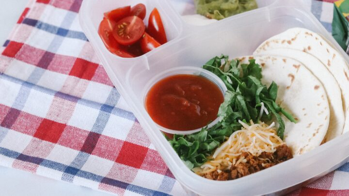 Street Tacos Lunch Box