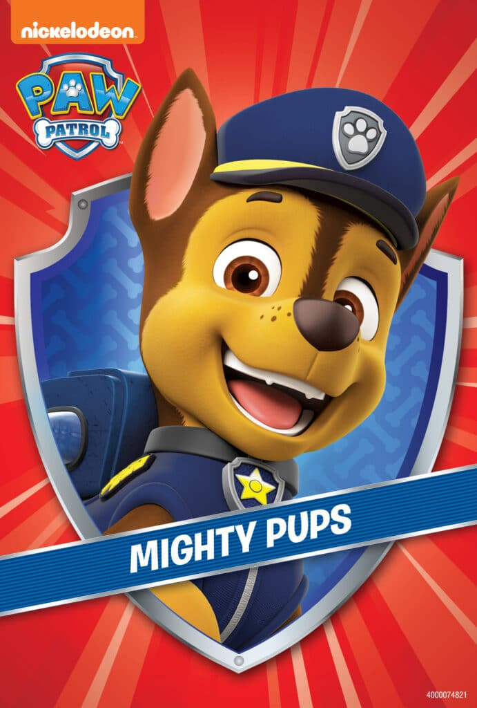 PAW Patrol Line Look Collection Release Details