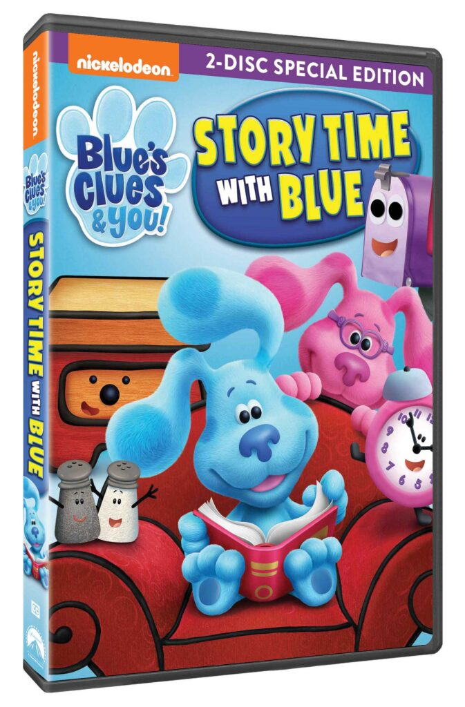"""Blue's Clues & You: Story Time With Blue"""""""